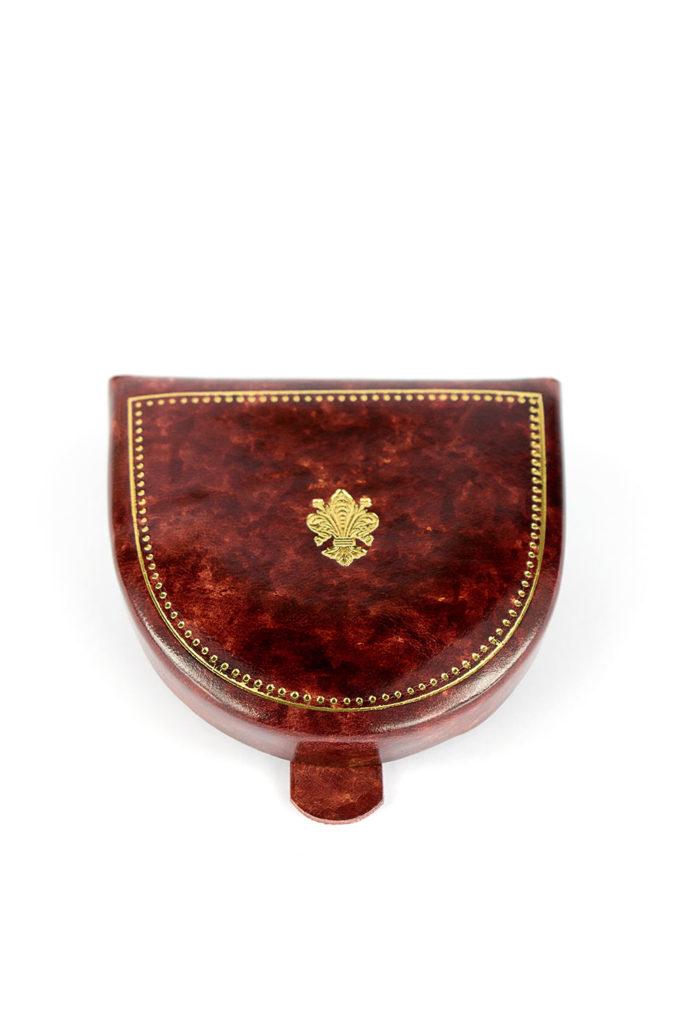 carlo carmagnini, made in firenze, firenze, tacco fiorentino, coin purse, portamonete, made in italy, artigianato fiorentino