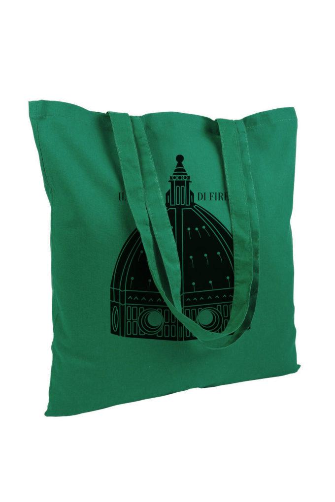 duomo, Cattedrale di Santa Maria del Fiore, souvenir, firenze, florence, italy, tote bag, cotton bag, canvas bag, shopper, inkc, inkc studios
